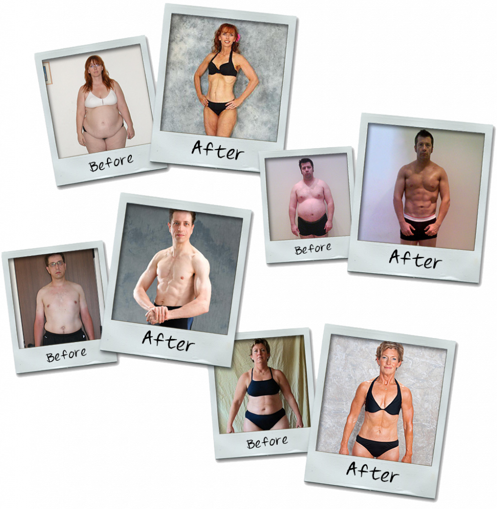 Fitness and Nutrition Results